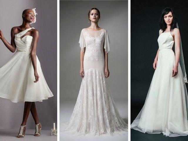 Essential Canadian Wedding Dress Designers