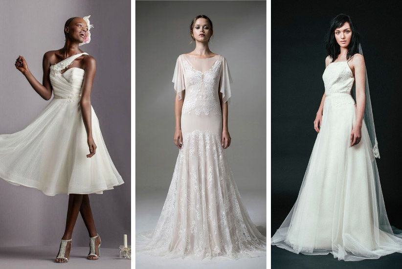 there is a lot of local talent to choose from when it comes to wedding dress designers while you may be tempted to look into famed us based designers