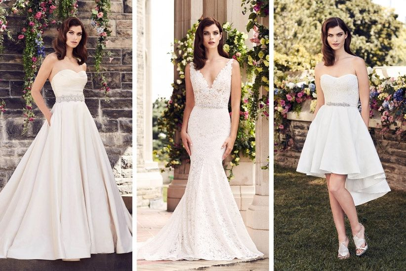 Essential Canadian Wedding Dress Designers