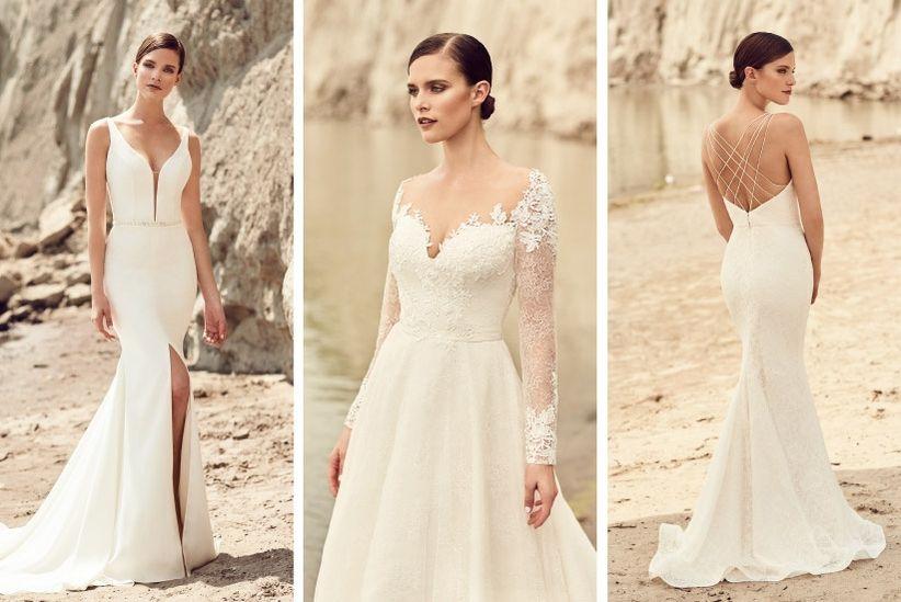 Canadian wedding dress designers