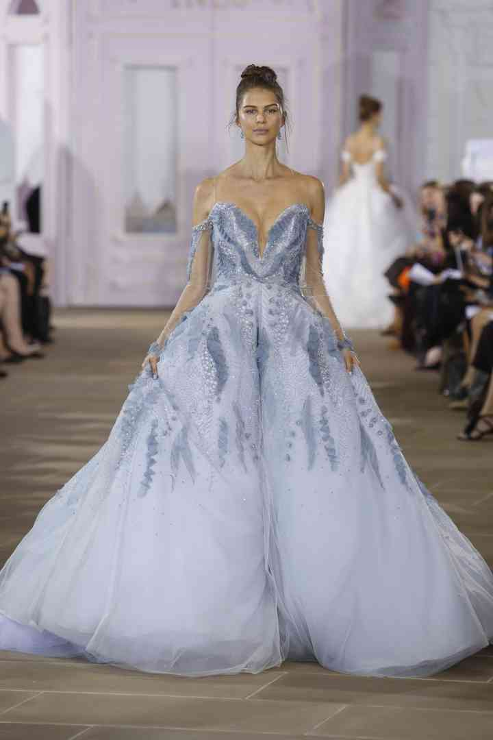 Disney Princess Inspired Wedding Dresses Marchesa Bridal By Cinderella With Belle Dress