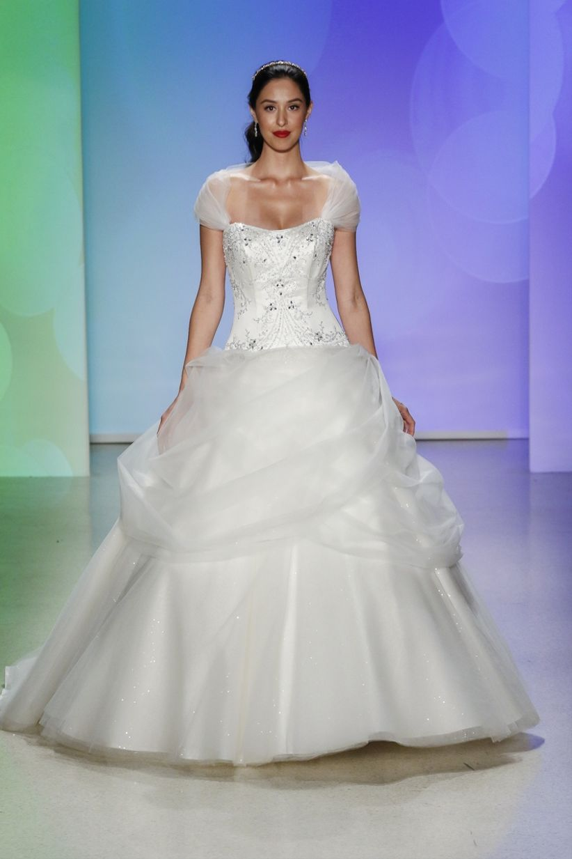 Disney Wedding Dress.Disney Princess Inspired Wedding Dresses