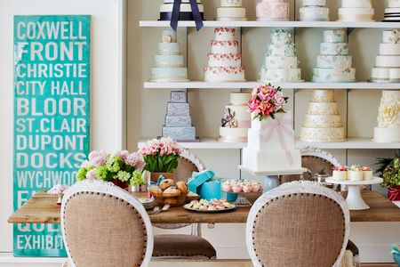Where to Get a Wedding Cake in Toronto