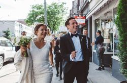 How to Plan Your Wedding Without Leaving Leslieville