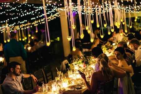 30 Romantic Wedding Lighting Ideas