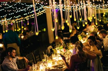 30 Romantic Wedding Lighting Ideas