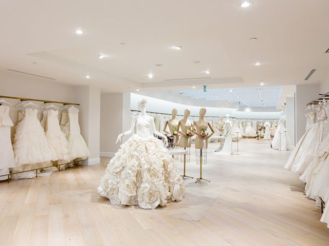 7 Wedding Dress Shopping Don'ts