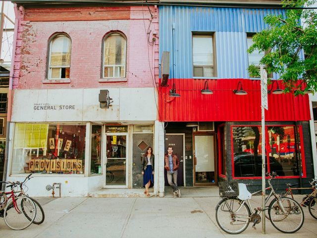 How to Plan Your Wedding Without Leaving Queen West