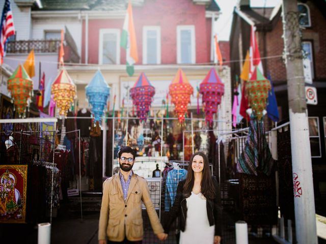 How to Plan Your Wedding Without Leaving Kensington Market