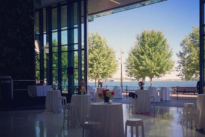 Toronto waterfront wedding venues - Against The Grain