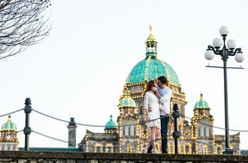 How to Plan Your Wedding Without Leaving Downtown Victoria