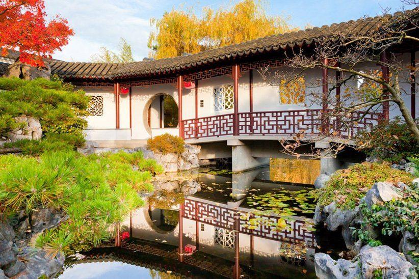 Dr. Sun Yat-Sen Classical Chinese Garden - Vancouver garden wedding venue
