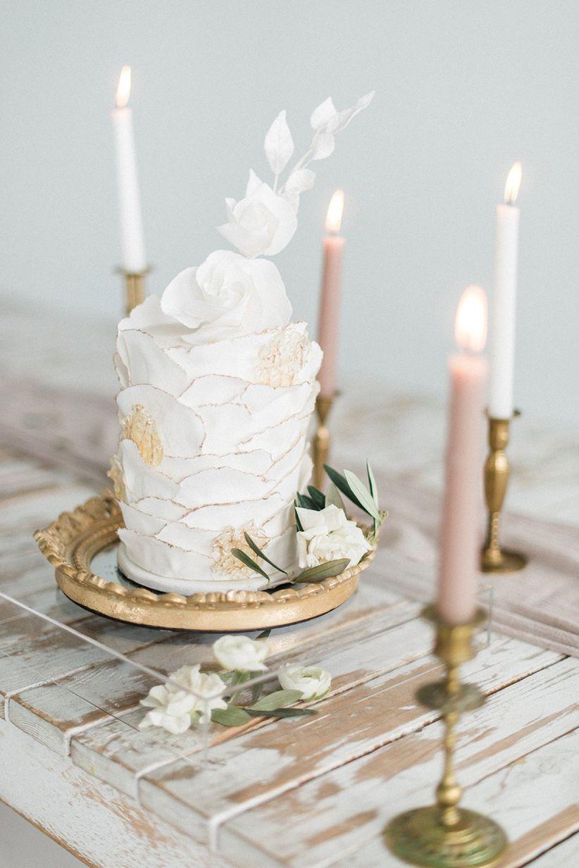 Shades of Pale Wedding Inspiration