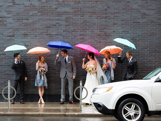 5 Tips for Prepping for a Rainy Wedding Day