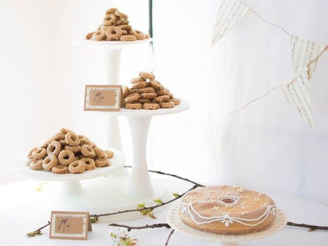 8 Donut Display Ideas Worth Stealing for Your Wedding