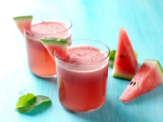 5 Watermelon Cocktails Worth Serving at Your Wedding