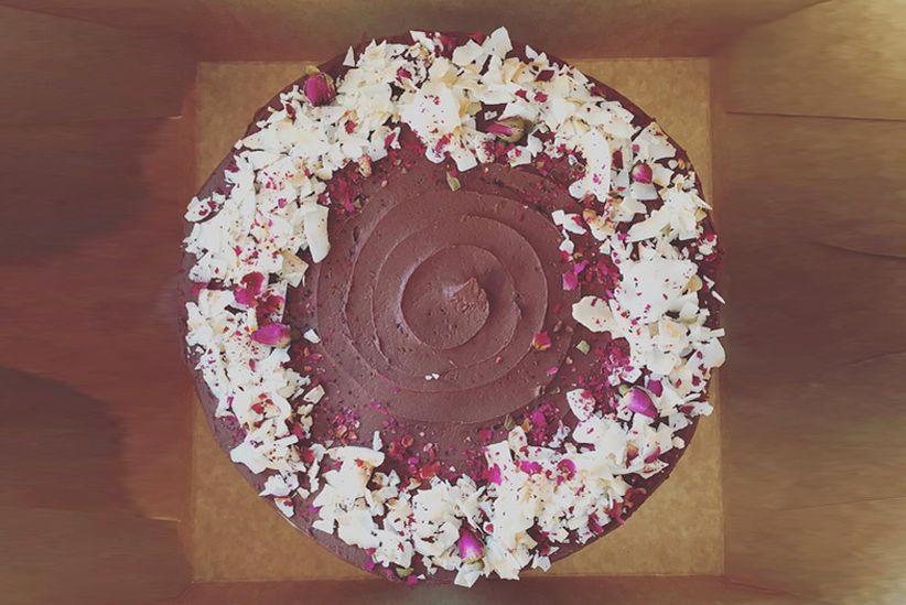Vegan Wedding Cake Toronto