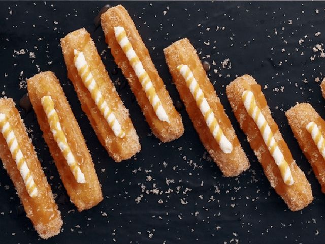 6 Mouthwatering Churro Desserts to Add to Your Sweet Table