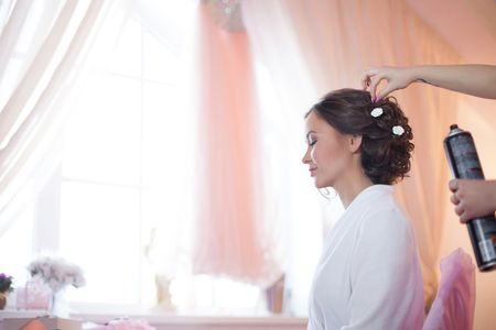 6 Major Wedding Hair Don'ts