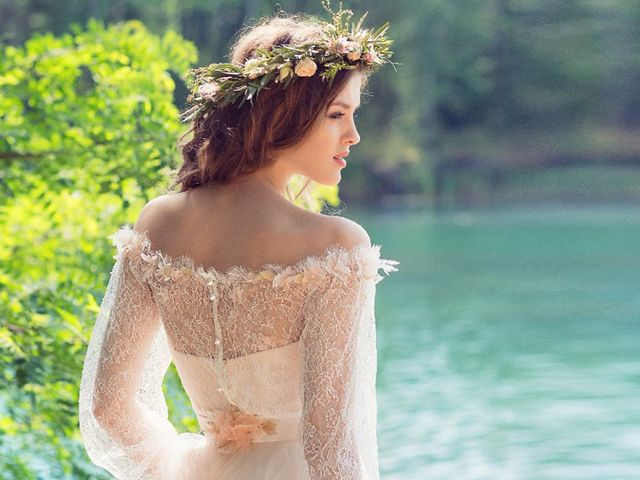 40 Blush-Coloured Wedding Dresses that are Stunning AF