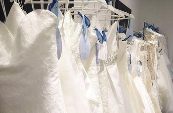5 Ways to Cut Wedding Dress Costs