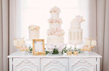 Wedding Cakes 101