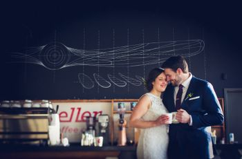 5 Intimate Cafe Wedding Venues in Toronto