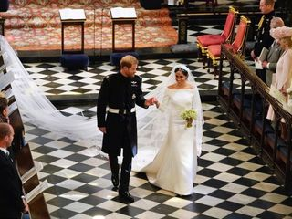 How to Steal Meghan Markle's Wedding Dress Style on a Budget