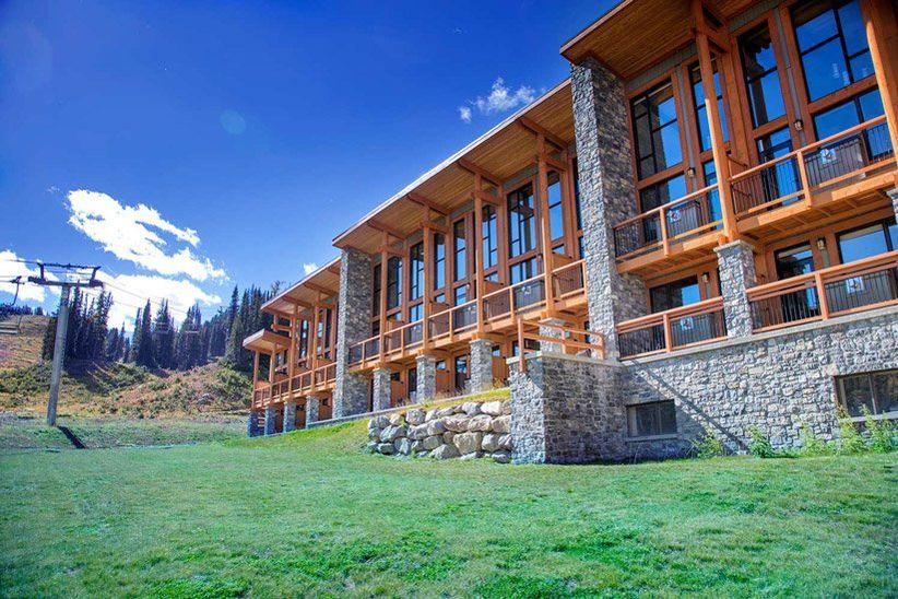 Banff Sunshine Mountain Lodge