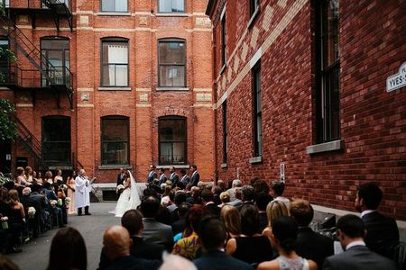 8 Stunning Industrial Chic Wedding Venues in Montreal