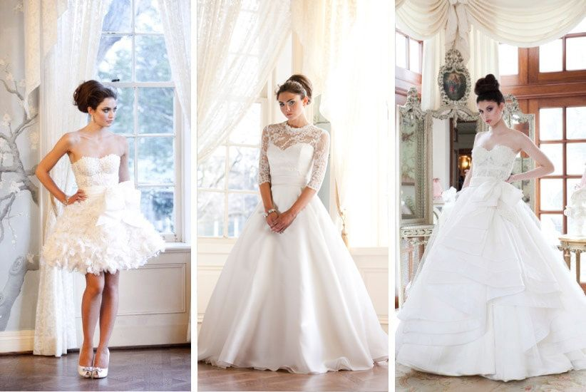 Canadian Clothing Designers | Essential Canadian Wedding Dress Designers