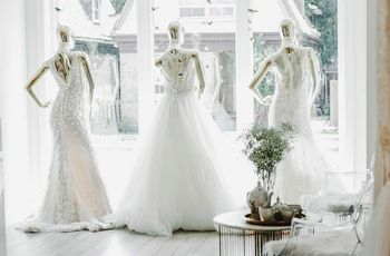 9 Essential Bridal Shops in London, Ontario