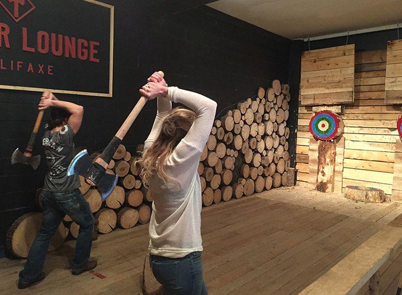 Timber Lounge