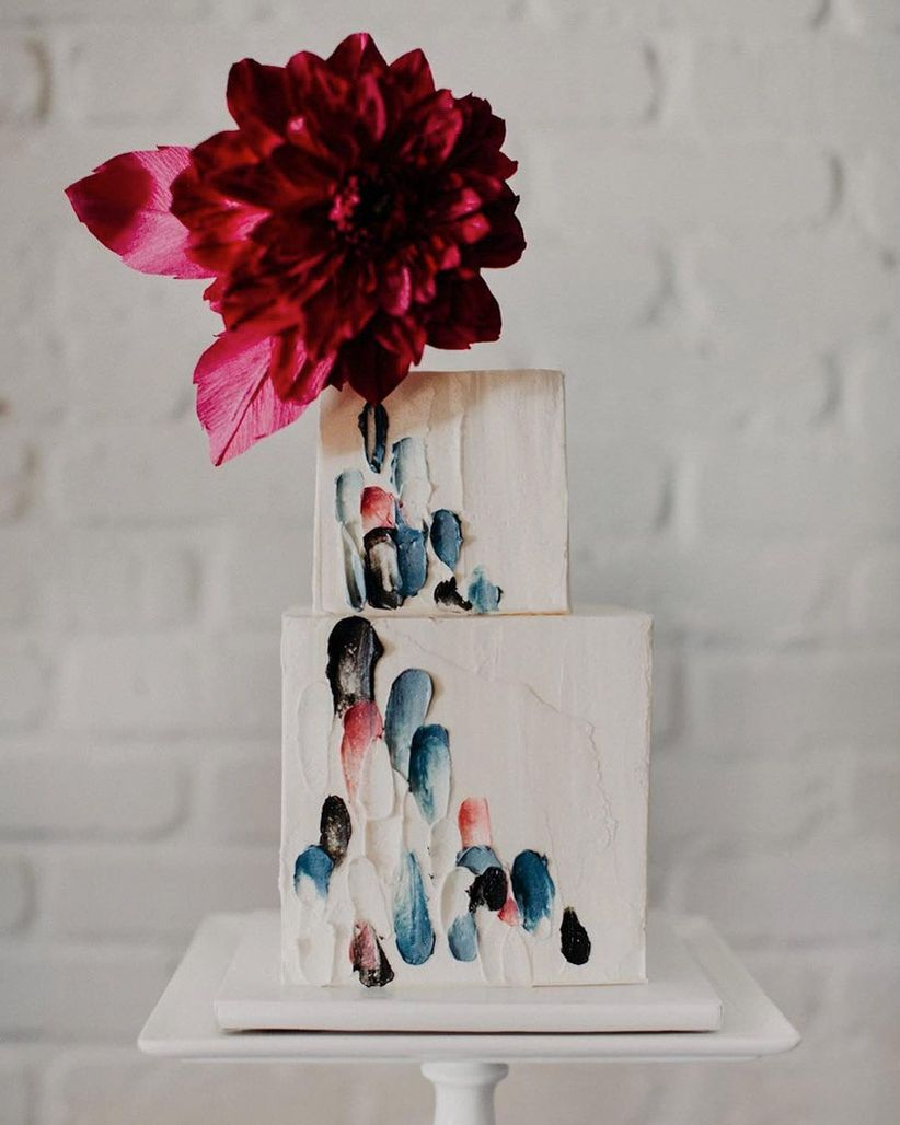 Cake by Nicole / Candice Marie Photography