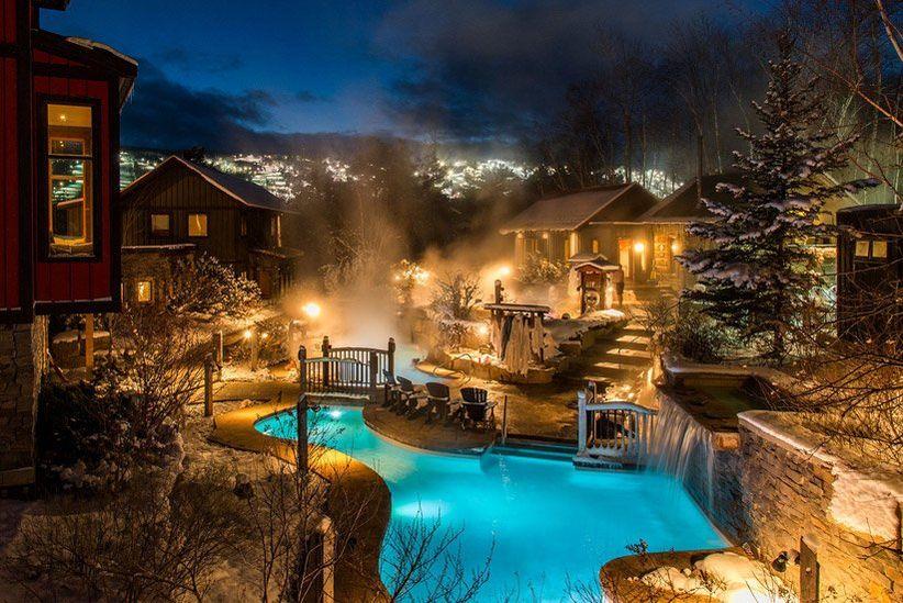 Blue Mountain / Scandinave Spa