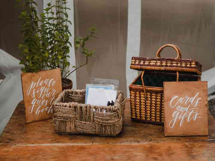 8 Wedding Card Box Ideas For Every Style Of Celebration
