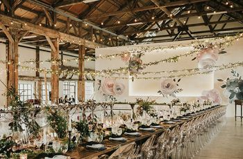 9 Watercolour Wedding Decor Ideas You'll Totally Want to Steal