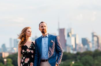 The Best Engagement Photo Locations in Toronto