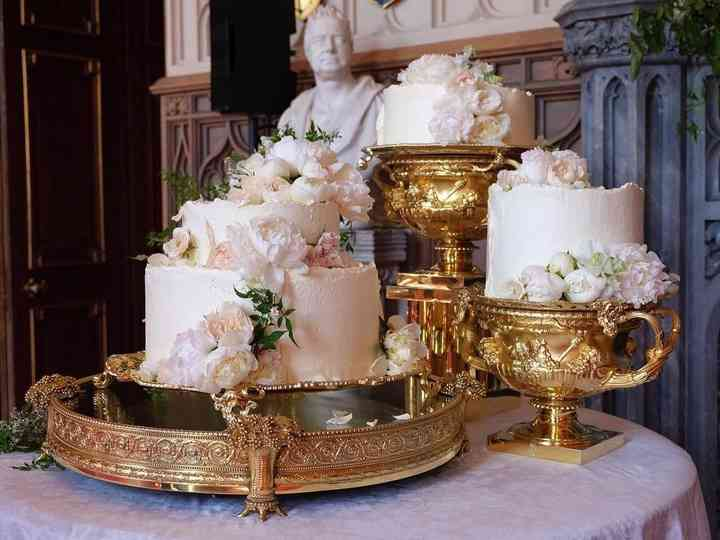 How to Replicate the Royal Wedding Cake