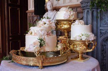 How to Replicate the Royal Wedding Cake