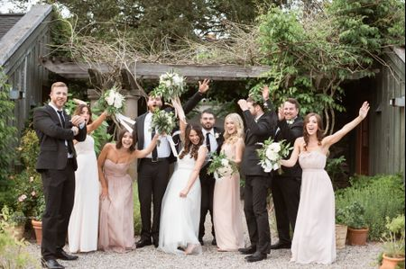 7 Things You Should Totally Splurge on for Your Wedding Day