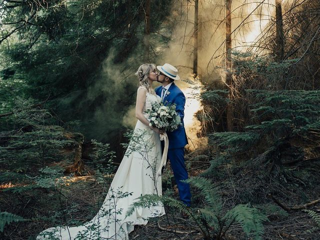 21 Awesome Forest Wedding Ideas