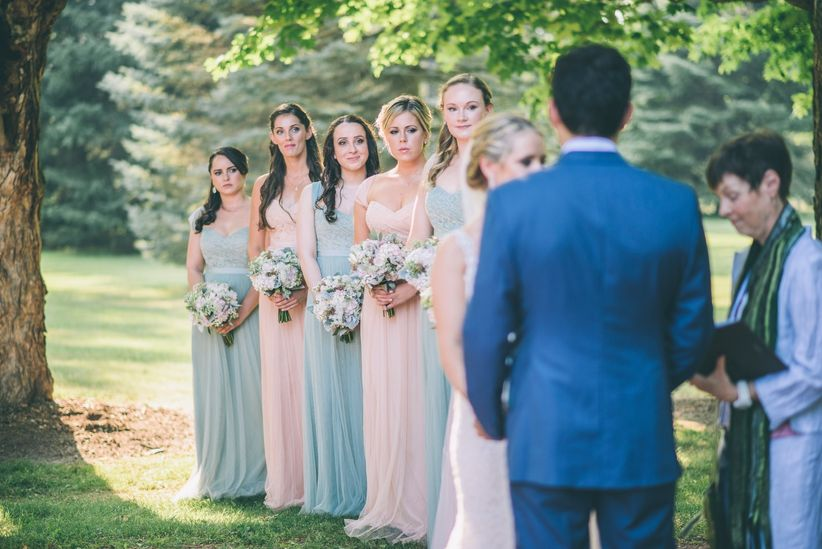 Closing remarks at wedding ceremony
