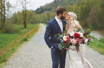 25 Awesome Spring Wedding Ideas