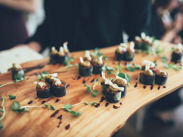 Everything You Need to Know About Wedding Catering