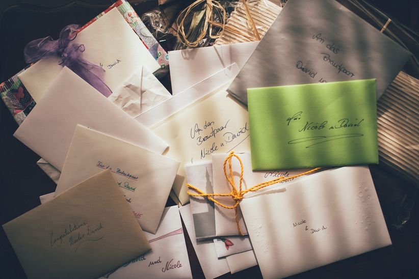 Wedding Thank You Etiquette.Etiquette Tips For Wedding Thank You Cards