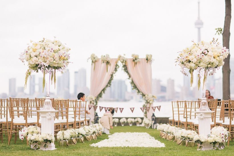 Dream Wedding Decor With Party Centerpieces: Making The Most With Party Rentals