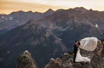 The Top 10 Wedding Venues With a View in British Columbia