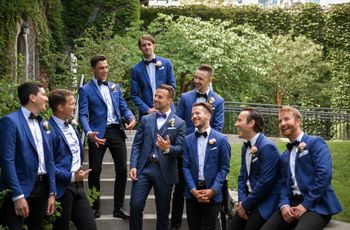 How to Save Money on Your Wedding Tux