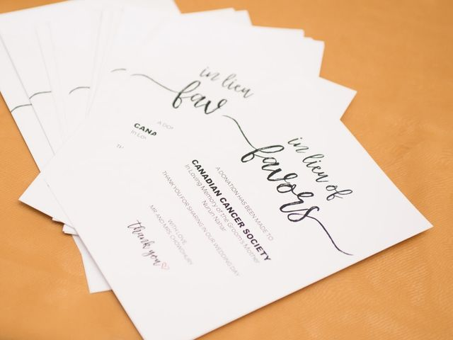 How to Make Your Wedding a Bit More Charitable